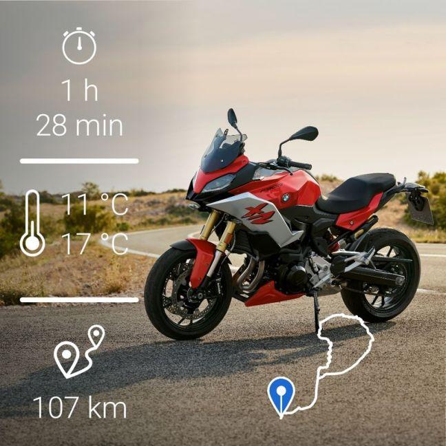 BMW Motorrad Connected 05